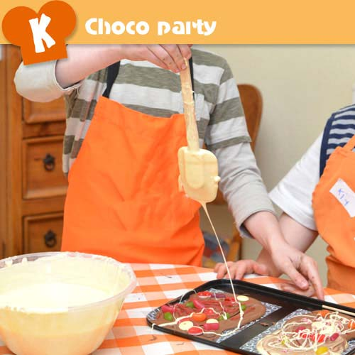 | Choco party