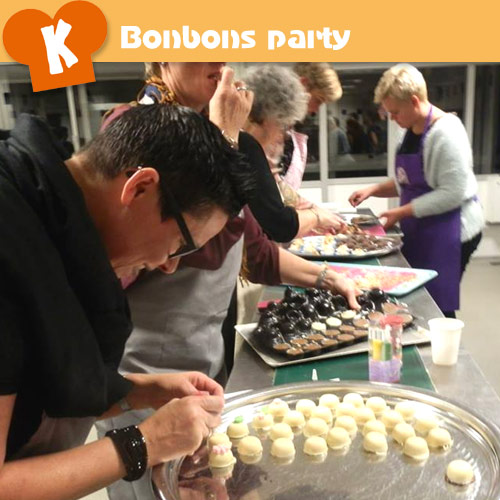workshop bonbons maken Schagen