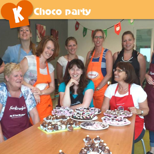 | Chocolade workshop