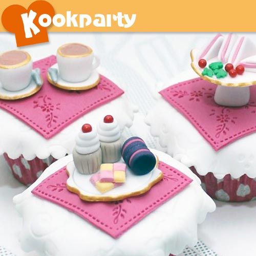 | Cupcake party