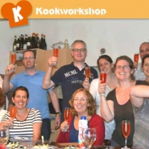 Kookworkshop thuis Deventer