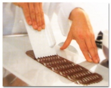 Chocolade workshop Ameland