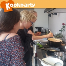 Worldfood party voor Nikki