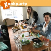 Kookworkshop finger food